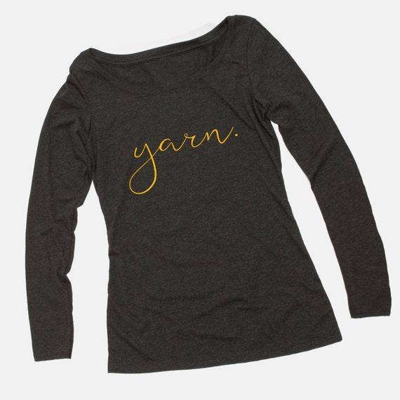 Pittsburgh Yarn Crochet Shirt
