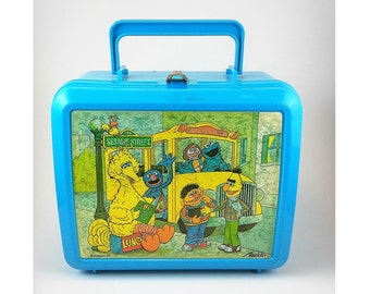 Sesame Street Lunchbox *Thermos Included!*