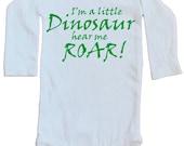 I'm a little Dinosaur...