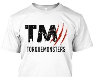 Official TorqueMonsters T-Shirt