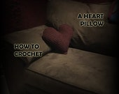 How to Crochet a Heart Pi...