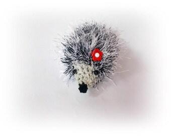 Crochet hedgehog Crochet toys hedgehog Plush  Gift for her for kids Stuff Crochet toy Amigurumi Animal Amigurumi Crochet toys