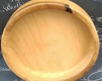 Tulipwood Fruit Bowl