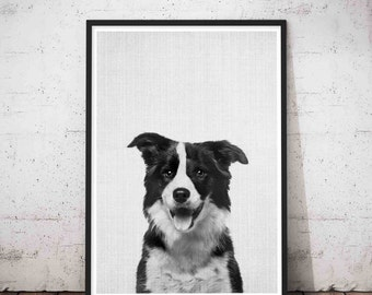 Dog Portrait, Pet Portraits, Nursery Prints, Baby Animal Prints, Bedroom Decor, New Baby Nursery Art, Kids Gift Idea Art, Playroom Decor