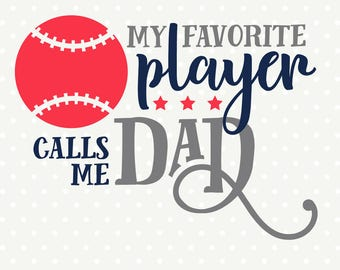 Baseball SVG file, Baseball Dad shirt, Baseball iron on file, Commercial dxf, SVG design, Vinyl cut file, Sport SVG