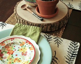 Fern Placemats