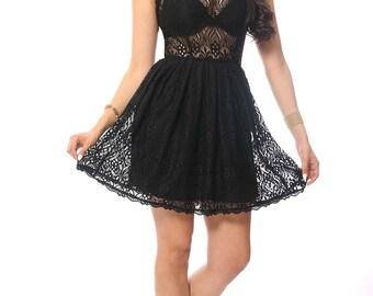 Coco's Lace Dress