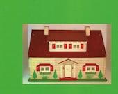 Rich Toy Co. book Restoring Vintage Masonite Dollhouses
