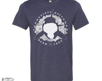 ORCA No Tanks Tri-Blend Mens Unisex Tagless T Shirt [+colors] xs s m l xl xxl xxxl