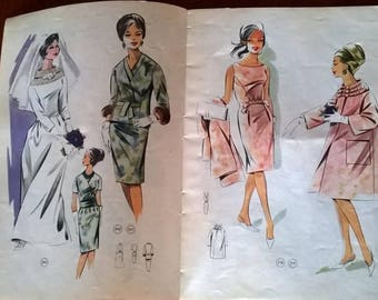 Vintage Lutterloh System - The Golden Rule Supplement No.96, 1960's
