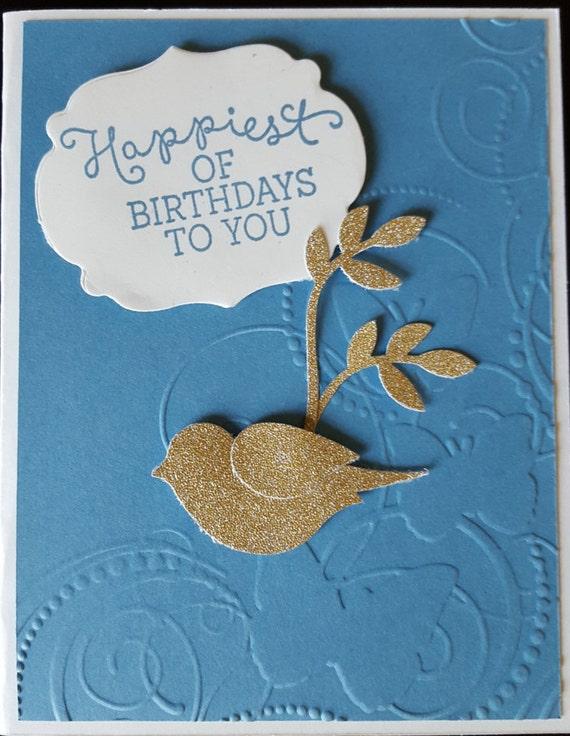 Happiest of Birthdays Greeting Card BDY 37 – Birthdays Greeting