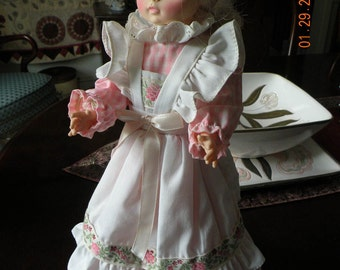 Effanbee Character Doll - 1966 - Beautiful