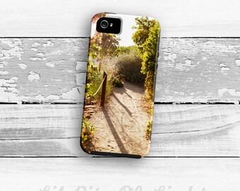 Nature iPhone 6s Case - iPhone 6s Plus Cover - Walking Path iPhone 5s Case - Sunset iPhone 5C Case - iPhone 5 Case - iPhone 4/4s Case