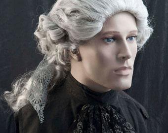 Rococo wig / vampire wig / historical wig / / masquerade ball