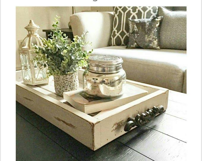 Magazine Tray - Bed Tray - Breakfast Tray - Decorative Tray - Coffee table Tray - Tray For Coffee Table - Tray
