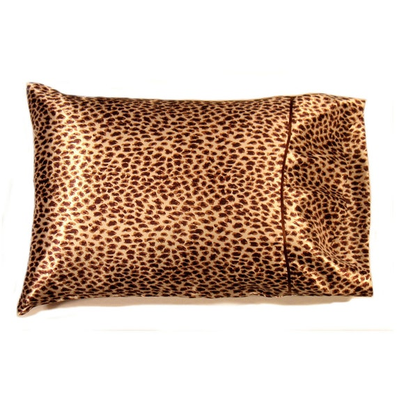Satin Travel Pillow Bedroom Pillow. Decorative Bed Pillow