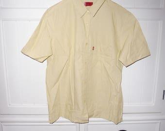 LEVIS shirt size L