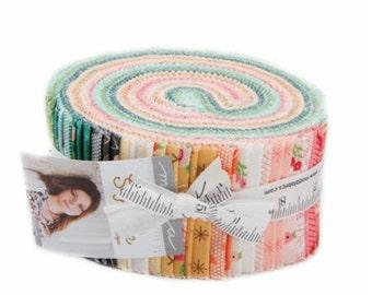 Sugar Pie by Lella Boutique - Jelly Roll for Moda Fabrics