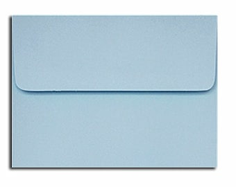 20 Light Blue Envelopes in A7, A6, A2 & A1 Sizes