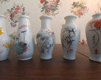 Small Chinese Decorative Vases