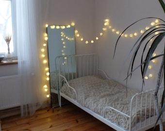 guirlande lumineuse etsy. Black Bedroom Furniture Sets. Home Design Ideas