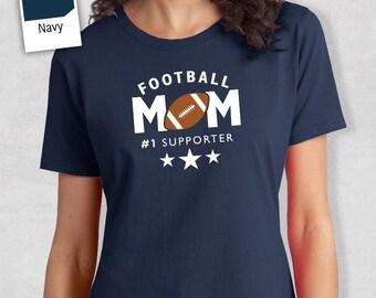 Football Mom, Football Mom Shirt, Football Mom Gift, Football Mum Shirt Football Mom Tshirt, Football Mom T Shirt, Mom Tee, Football Mom Tee