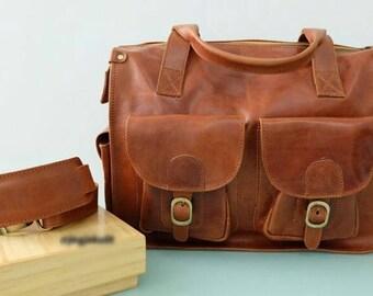 Jojo Leather Slingbag