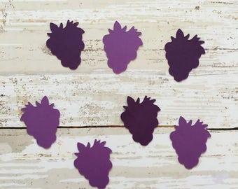 Grapes Blackberry Confetti