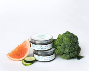 Green Superfood Mask