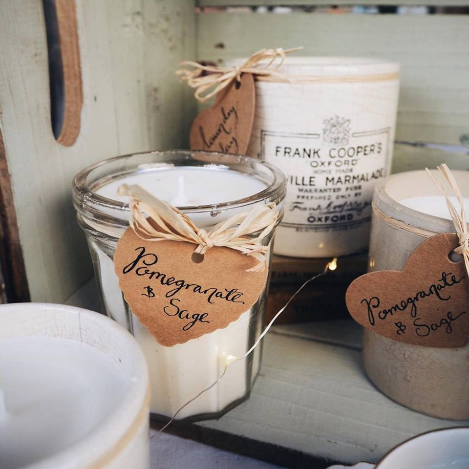 The Botanical Candle Co. at The Frome Independent