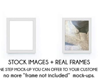 picture frame mockup 8x10 frame psd with layers one step mockup frame clipart 8x10 gray frame mockup empty frame stock image