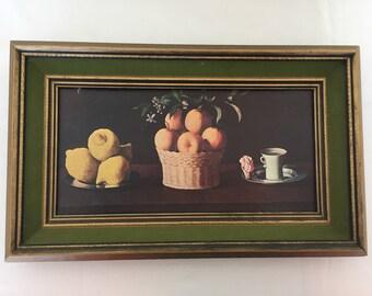 Vintage Fruit Picture