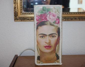 Frida Kahlo - table lamps - lamp - floor lamp - lamp