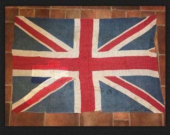 World war 2 original flag made in England