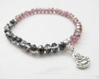 Buddha bracelet, yoga bracelet, buddha jewelry