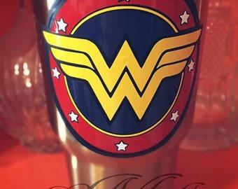 Wonder Women Decal