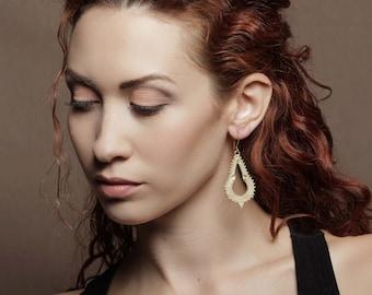 Brass hoop earrings, Tribal earrings, tribal jewelry,brass jewelry, indian earrings,boho jewelry