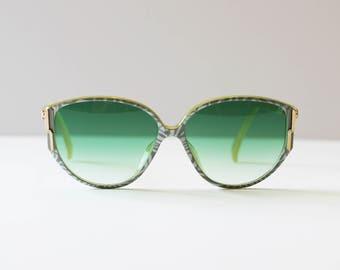 Christian Dior Printed Sunglasses