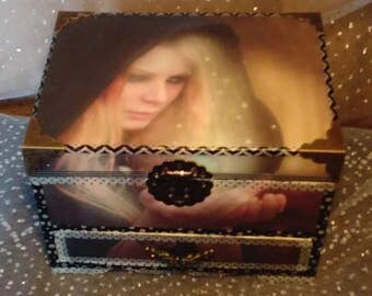 The MAGICK CANDLE BOX