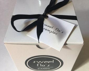 Sweet Flo's Caramel Sampler  - Gift for Her, Gift for Him, Gift Box