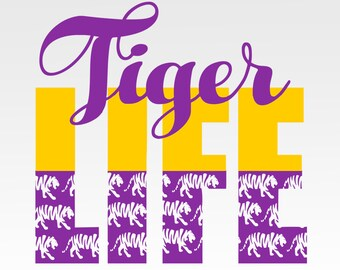 Tigers,Geaux Tigers, LSU SVG, svg bundle, svg files, png files, studio files, cricut files, digital cut files