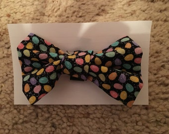 Easter bow tie for pet dog, cat, or rabbit