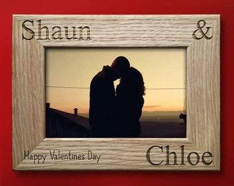 Frame - Shaun & Chloe Valentines Frame - 00024