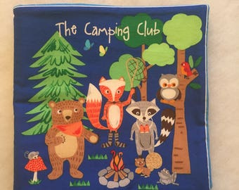 The Camping Club Cloth Book