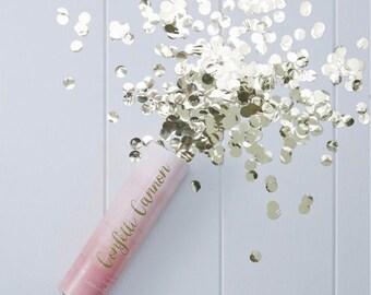 Pink Ombre Compressed Air Confetti Cannon Popper
