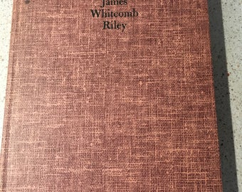 1920 The Beat Loved Poems of James Whitcomb Riley