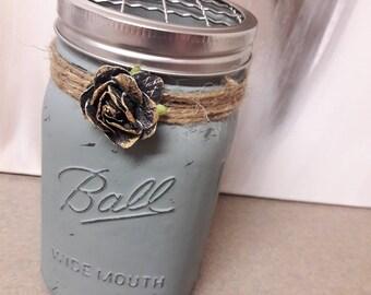 Distressed - Accessorized - Jars