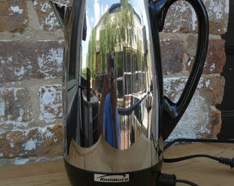 Sears Kenmore 12-Cup Coffee Percolator