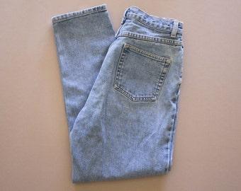 "29"" Geoffrey Beene Light Wash Jeans"