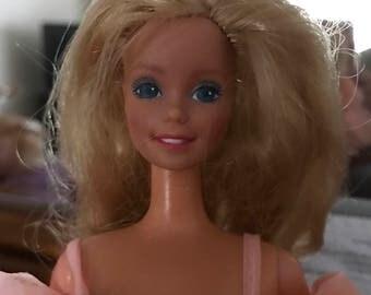 Peaches  & Cream Barbie